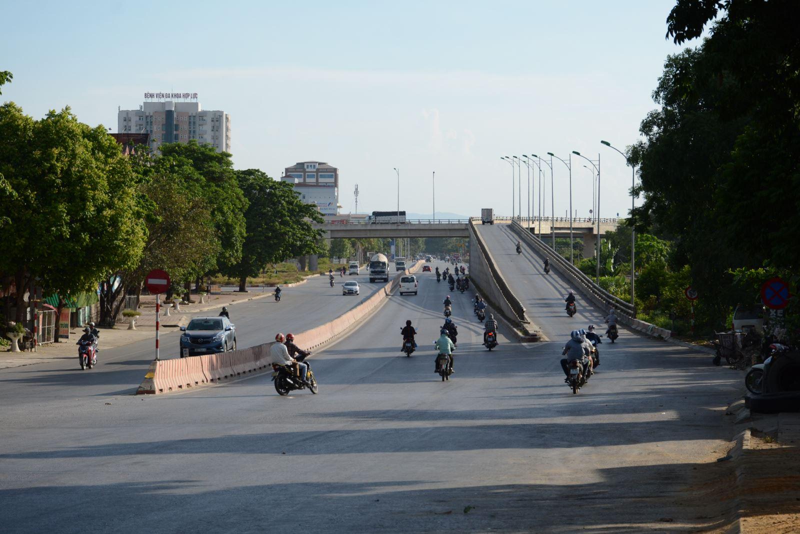phát triển giao thông